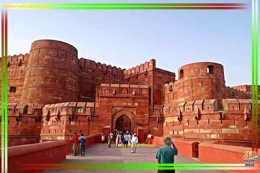 Agra Fort History In Hindi