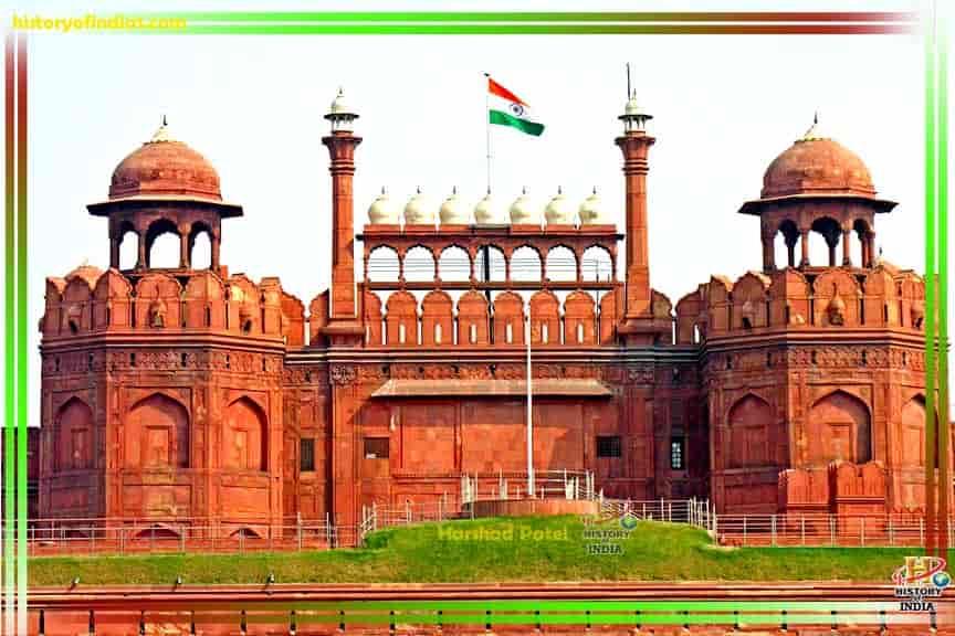 Red Fort History In Hindi Delhi