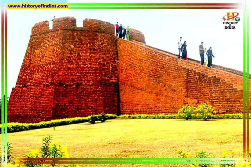 Bekal Fort Kerala History In Hindi