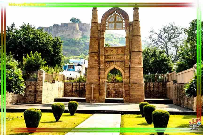 Chanderi Fort History In Hindi Madhya Pradesh