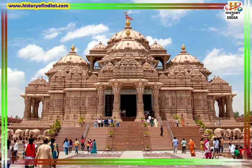 Akshardham TempleHistory In Hindi Delhi