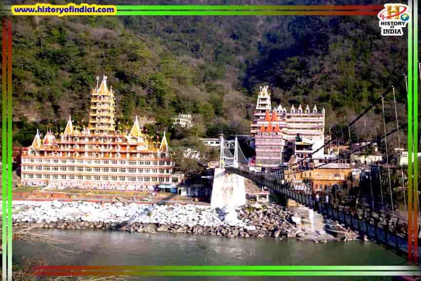Hrishikesh History In Hindi Uttarakhand
