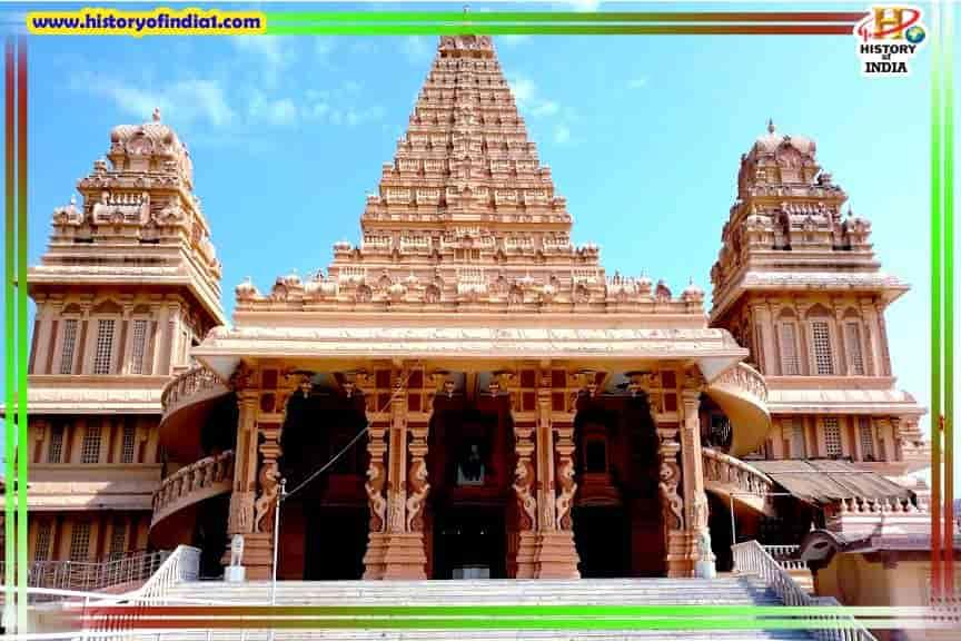 Katyayani Mandir Chattarpur History In Hindi Delhi