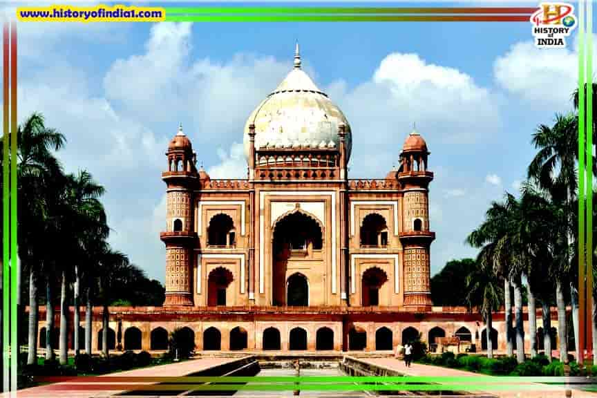 Safdarjung Tomb History In Hindi Delhi