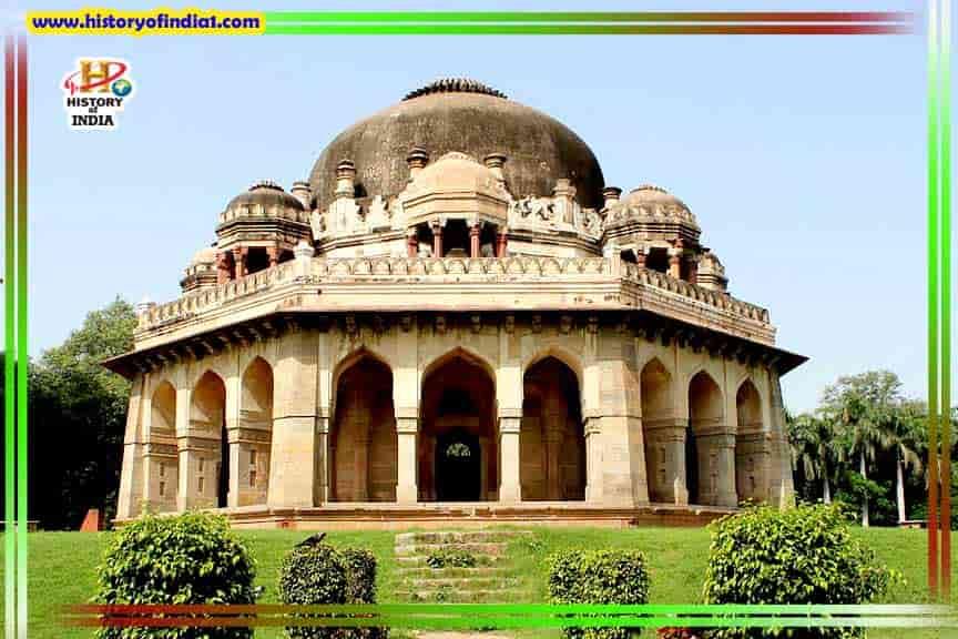 Sikandar Lodi Tomb History In Hindi Delhi