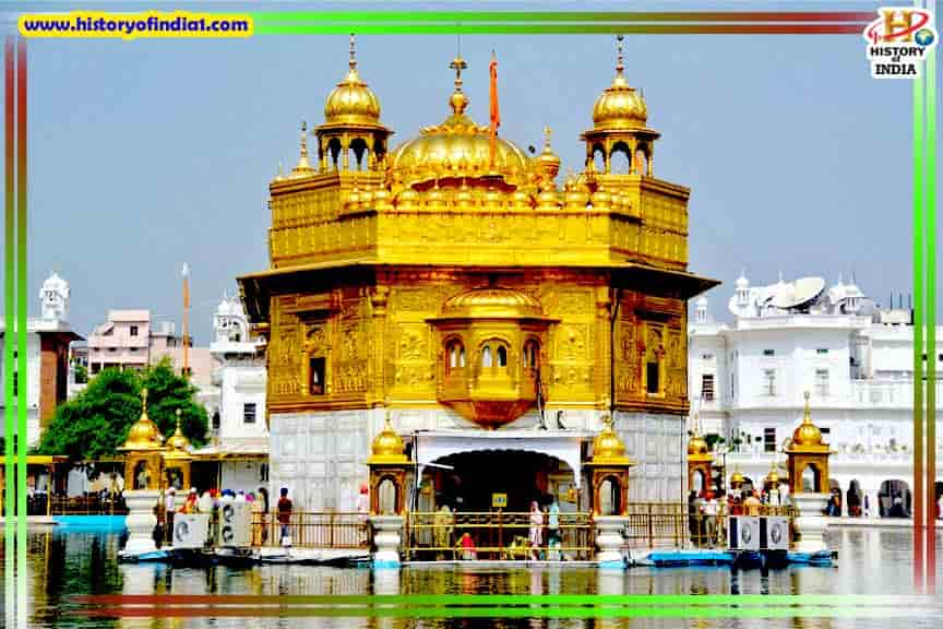 Golden Temple History in Hindi