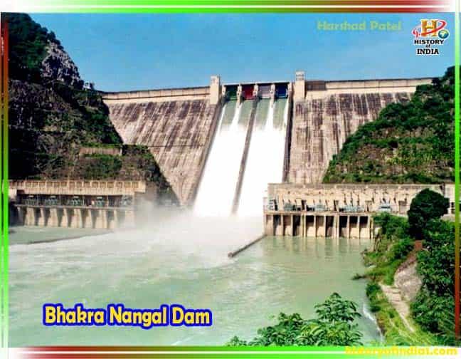 bhakra nangal dam pics