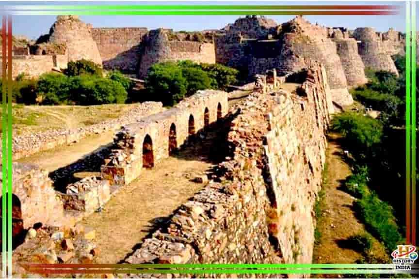 Images for Tughlaqabad fort