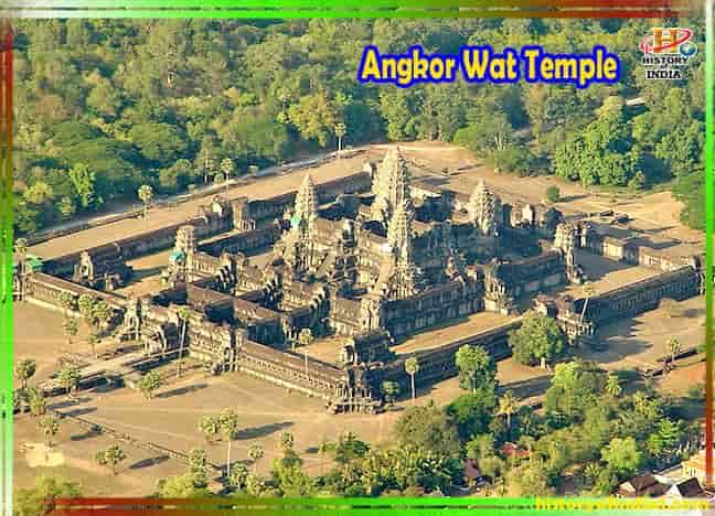 Angkor Wat Temple History In Hindi Cambodia
