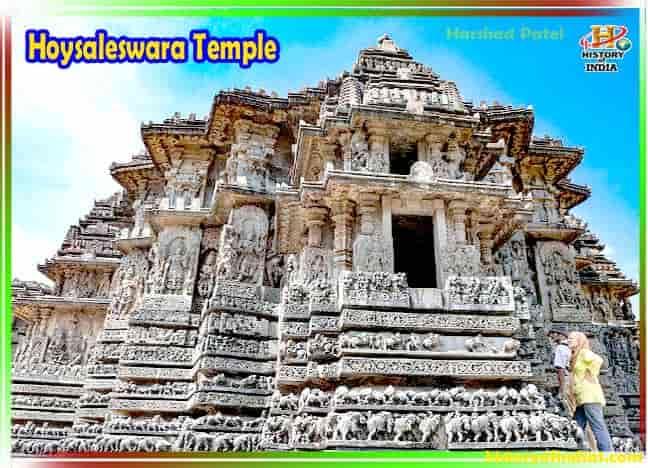 Hoysaleswara Temple History in Hindi Hassan