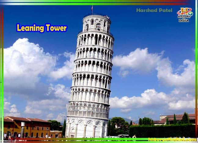 Leaning Tower of Pisa History In Hindi