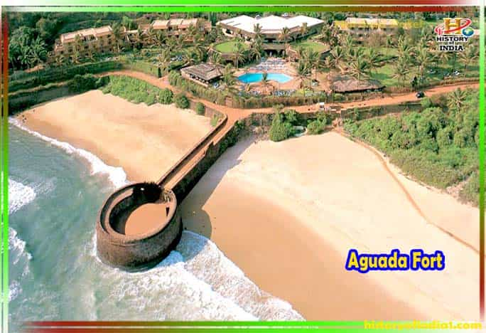 Aguada Fort History In Hindi