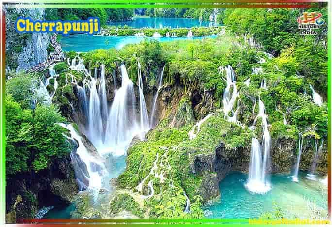 Best Tourist Places Cherrapunji In Hindi