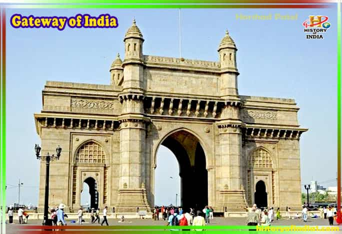 Gateway of India Information in Hindi