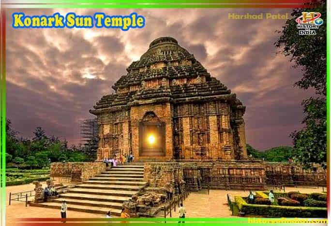 Konark Sun Temple History In Hindi