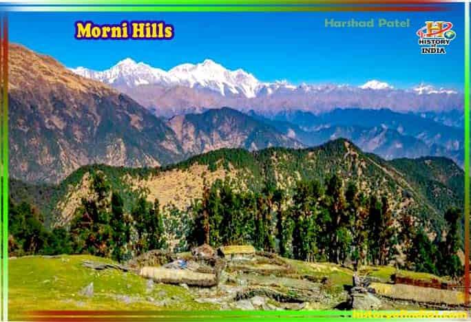 Morni Hills Haryana Information in Hindi
