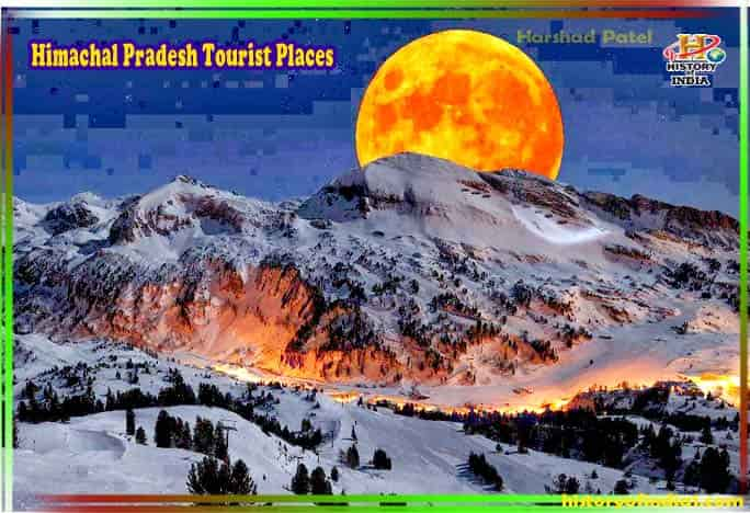 Top 10 Himachal Pradesh Tourist Places In Hindi