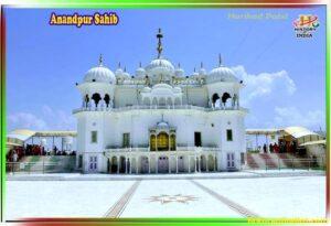 आनंदपुर साहिब का इतिहास और जानकारी