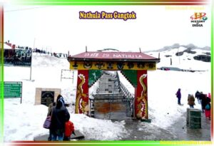 नाथुला दर्रा सिक्किम इमेज