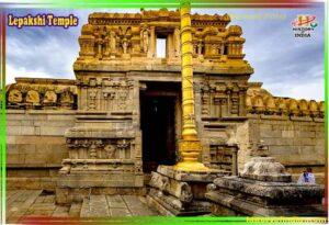 लेपाक्षी मंदिर का रहस्य और जानकारी