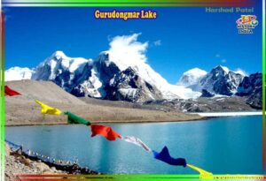 सिक्किम की गुरुडोंगमार झील