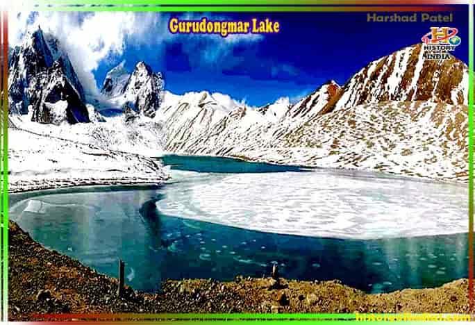 Gurudongmar Lake Information in Hindi