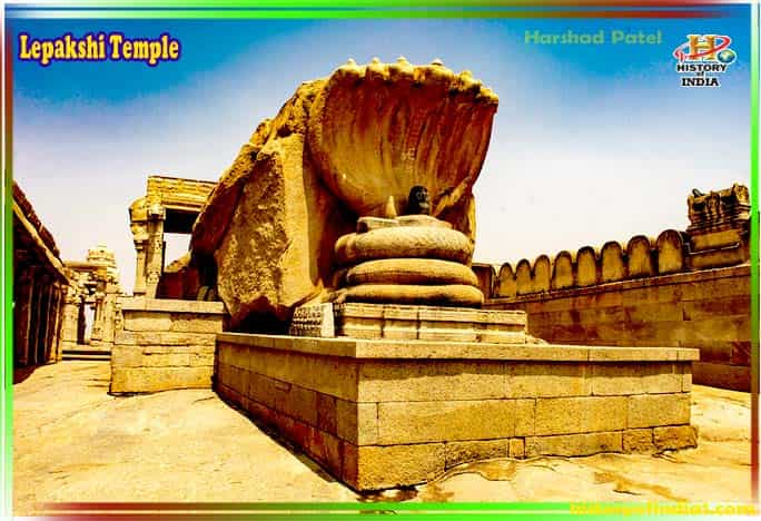 Lepakshi Temple History in Hindi